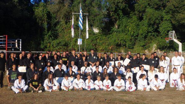 Camp με τον Grandmaster Lee Kun Hwa
