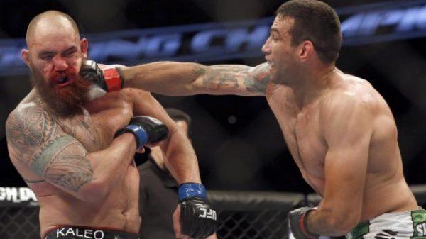 Ο Werdum παραδέχεται πώς ο Tyson θα του έσπαγε τη μύτη!