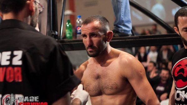 Ο πρώτος επαγγελματικός αγώνας πυγμαχίας του Γ. Πασχαλίδη