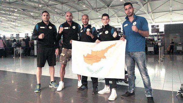 Αναχώρησε για Ινδονησία η εθνική ομάδα Muay Thai της Κύπρου