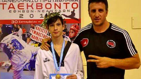 Fight Club Patras: Μετάλλιο στο Πανελλήνιο