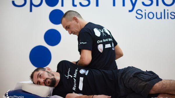 Η φυσικοθεραπεία στους αθλητές