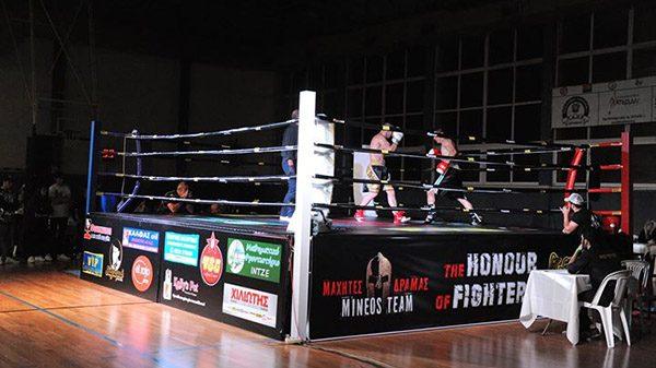 Με επιτυχία το «The Honour Of The Fighters» στην Δράμα