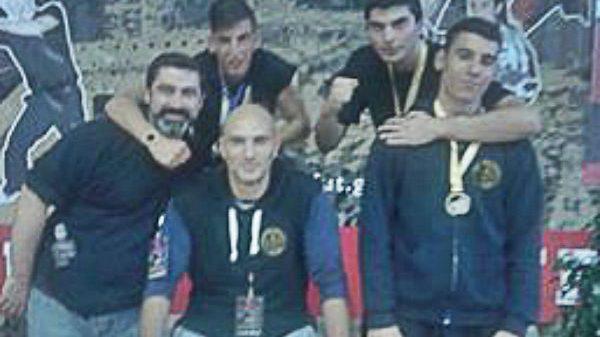 Α.Σ. Ιαπετός Χανίων: Με τρεις αθλητές στο Ναύπλιο
