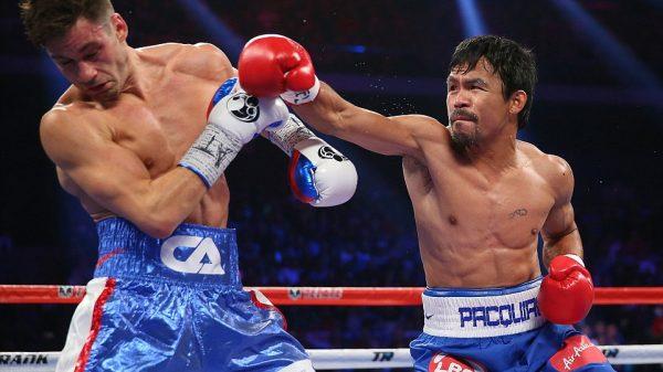 Γράφει ιστορία στην Αυστραλία ο Manny Pacquiao
