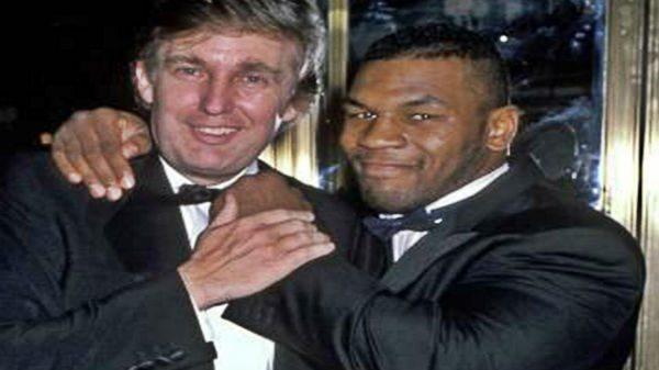 Tyson: «Κύριε Trump, τη γυναίκα μου;»