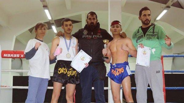 Ολοκληρώθηκε το Κύπελλο Ελλάδος Muay Thai