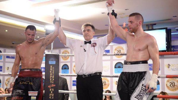 Αποτελέσματα από την επαγγελματική βραδιά πυγμαχίας στο Καζίνο του Ρίο