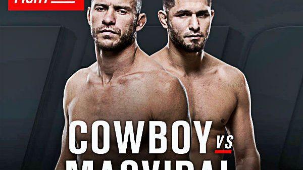 Cerrone vs Masvidal: Με συνοπτικές διαδικασίες έκλεισε το ματς το UFC!