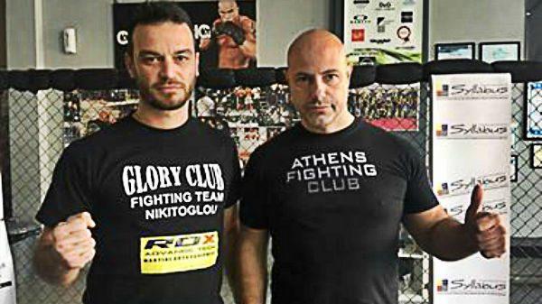 Athens Fighting Club: Ενώνει δυνάμεις με Glory Club