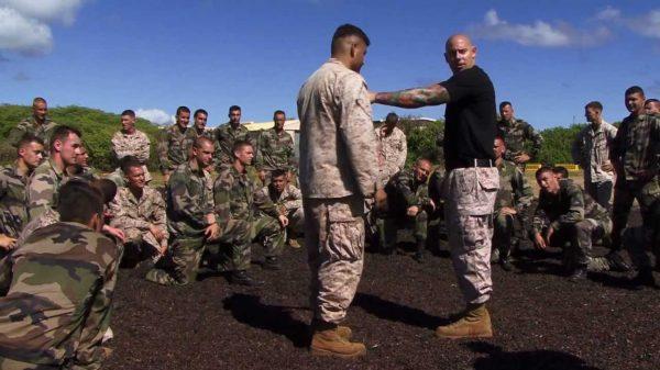 Εκπαίδευση και εντυπωσιακά σπάρινγκ στον Αμερικάνικο στρατό