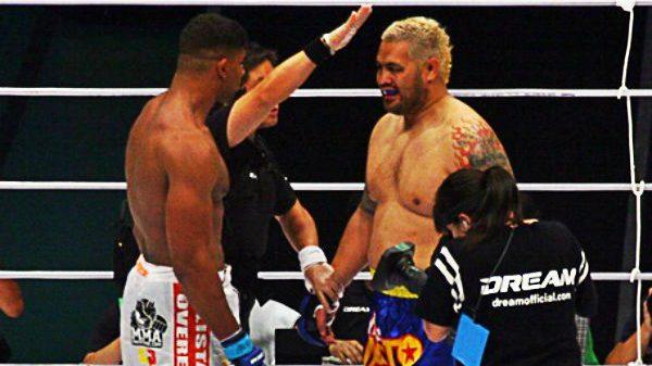 Το πρώτο επίσημο ματς του UFC 209 είναι το Overeem – Hunt! (BINTEO)