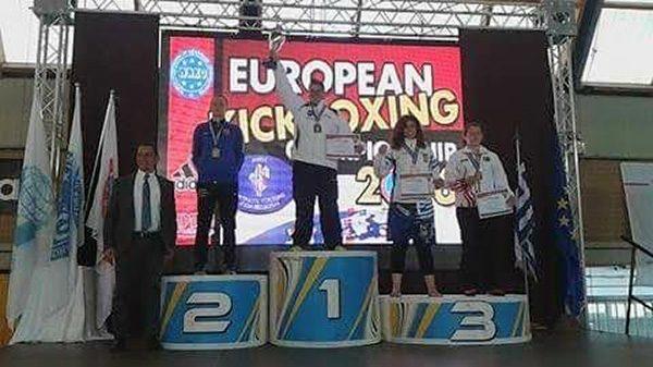 Μεγάλη επιτυχία για τουςTitans Tribe (Φυλή των Τιτάνων) στο Πανευρωπαϊκό Πρωτάθλημα Kickboxing της WAKO