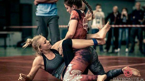 Γυναίκες στο Jiu Jitsu