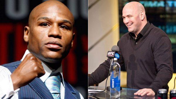 «To UFC θέλει τη μισή αμοιβή του Conor κόντρα στον Floyd!»
