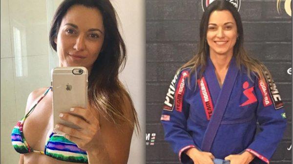 Carla Espositο: Η απίθανη μαμά του Jiu Jitsu