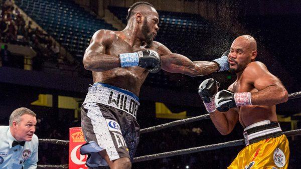 O Wilder θεωρεί δεδομένη την μάχη με τον Fury
