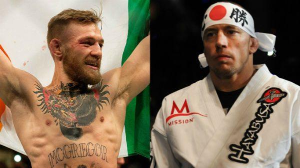 GSP vs. Conor McGregor θέλει η πλευρά του St.Pierre