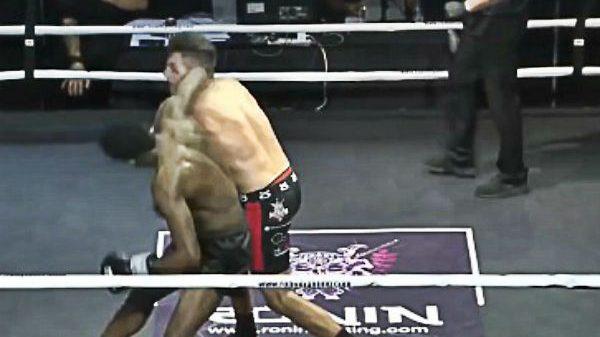 Αυτός είναι ο χειρότερος Muay Thai τραυματισμός! (ΦΩΤΟ)
