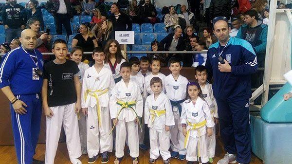 Ο Άθλος Κιλκίς στο φιλικό open Kids Tea kwon do Διασυλλογικό Πρωτάθλημα στην Καβάλα