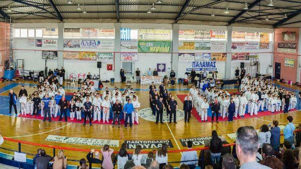 Α.Σ Kyokushinkai Karate Larissas: 30 μετάλλια ο σύλλογος από τη Λάρισα!