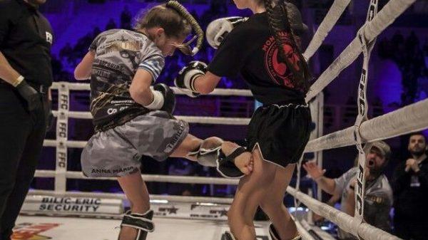 Άννα Μαρία The Gun: To παιδί θαύμα του Ελληνικού kickboxing και στο FFC