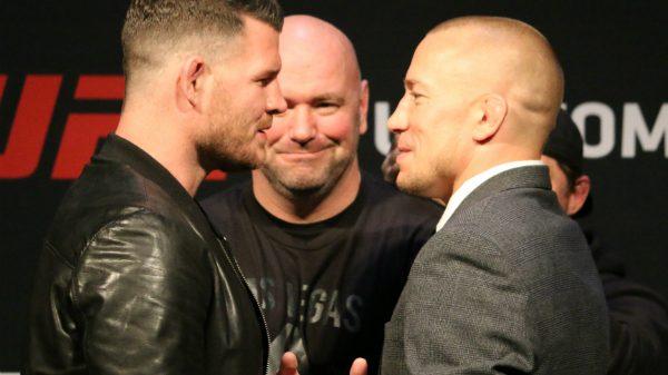 Τέλος ο GSP από τον τίτλο της middleweight! Ποιος είναι ο νέος πρωταθλητής;