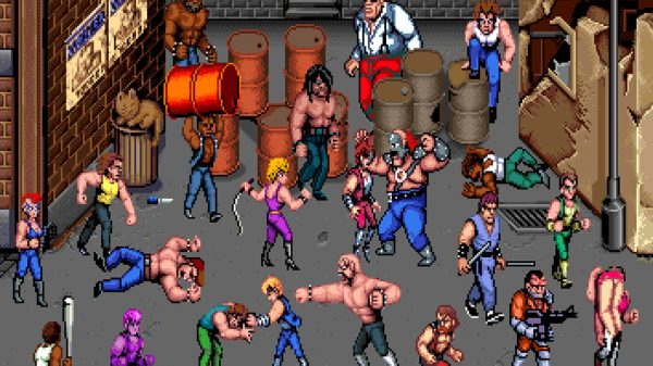 Double Dragon: Το θρυλικό video game που μας έμαθε να δέρνουμε