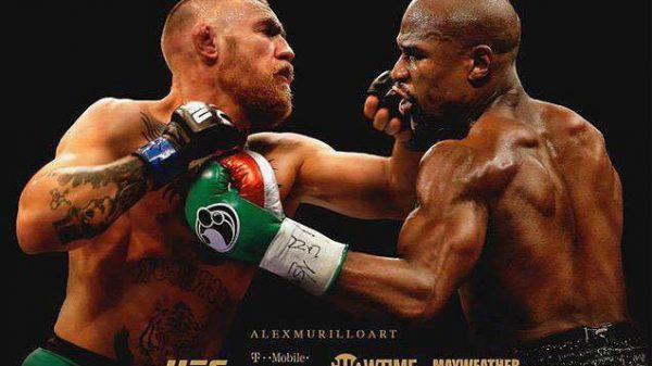 Dana White: «Θα γίνει το McGregor vs. Mayweather!»