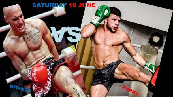«No Limits: Μπιτάκος vs. Μάρκου» στις 10 Ιουνίου