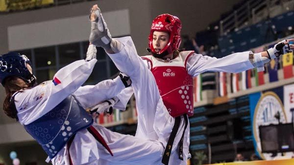 Η Φανή Τζέλη κατέκτησε το χρυσό μετάλλιο στο 2nd WTF Presidents Cup Europe