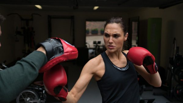 Η Wonder Woman και οι πολεμικές τέχνες! (ΒΙΝΤΕΟ)