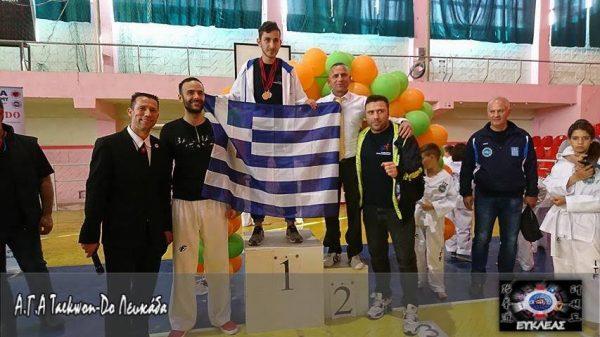 Επιτυχίες του Ευκλέα Λευκάδας στην Αλβανία για το 22ο Open Taekwondo