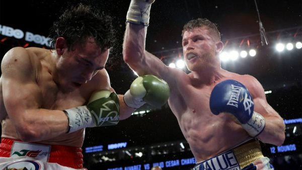 Floyd Mayweather: Eίμαι στο πλευρό του Canelo, θα κερδίσει τον Golovkin
