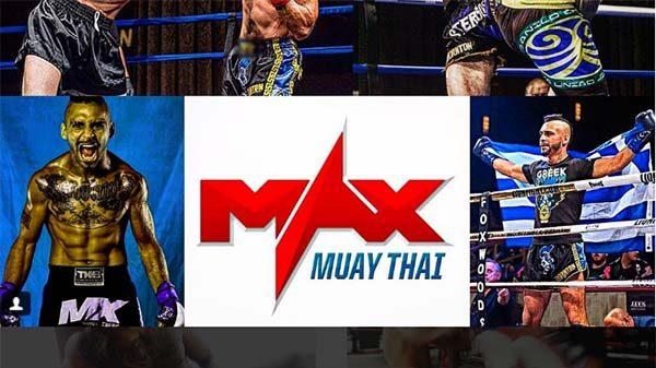 Στο Max Muay Thai o Μικκιός την Κυριακή