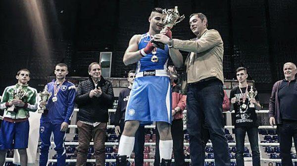 Χρυσό μετάλλιο και «Best Fighter» ο Β. Νανιτζανιάν στο Κόσοβο