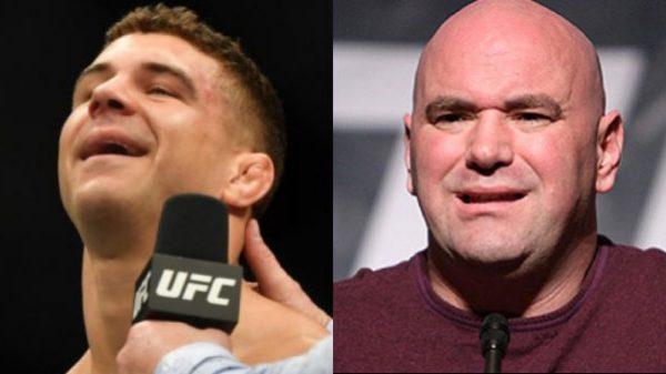 Ο μαχητής του UFC που έβαλε φωτιά στο twitter