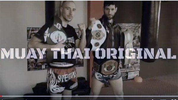 Μια συνηθισμένη ημέρα προπόνησης στο Malikoutis Camp Muay Thai Original (ΒΙΝΤΕΟ)