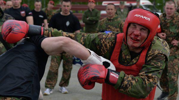 Tα 12 λεπτά της κόλασης: Η τελευταία δοκιμασία των Crimson Beret στον ρωσικό στρατό (ΒΙΝΤΕΟ)