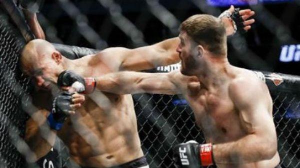 Το καταπληκτικό UFC 211 σε αργή κίνηση (ΒΙΝΤΕΟ)