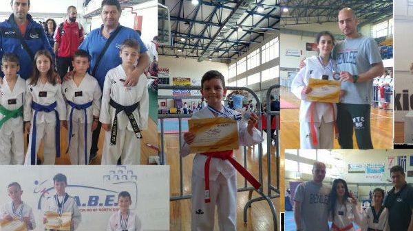 Α.Σ Τόλμη Κιλκίς: Κέρδισαν μετάλλια και εμπειρίες στο Kim&Liu