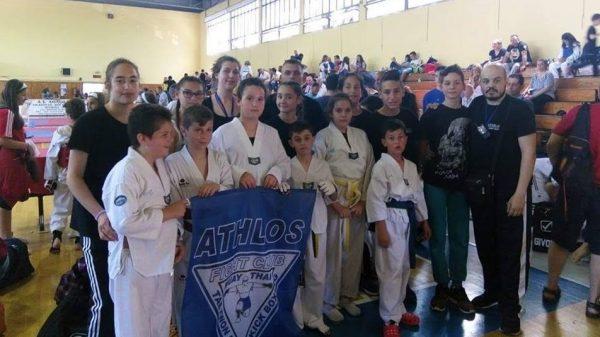 Ο Άθλος Κιλκίς με 35 αθλητές στο φιλικό πρωτάθλημα Hwarang Kinder Games