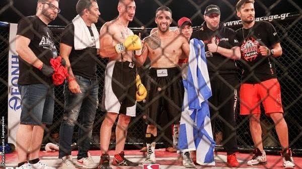 Συνεχίζει αήττητος ο  Λαρισινός σύλλογος «Glory Fighters» του προπονητή Τάσου Λιβάνιου