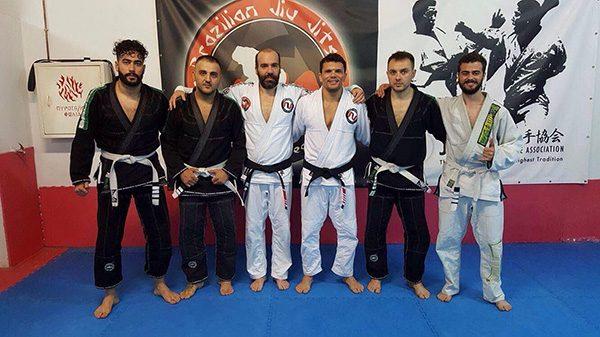 Σεμινάριο Brazilian Jiu Jitsu με τον παγκόσμιο πρωταθλητή Andre Ushirobiro