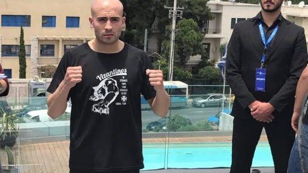 Έτοιμος ο Νικολόπουλος για το No Limits