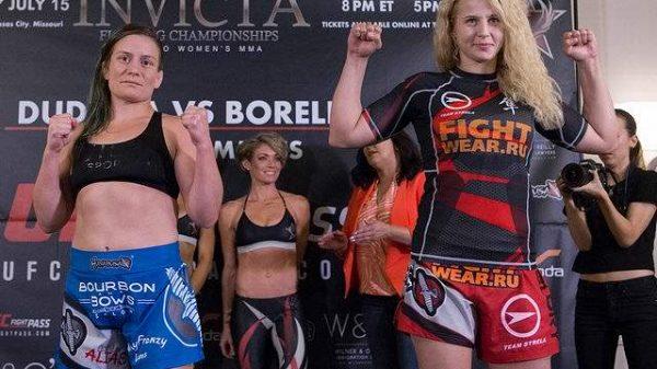 Τρομερό armbar της Pam Sorenson στο Invicta, πήρε το main event η Mara Romero Borella (BINTEO)