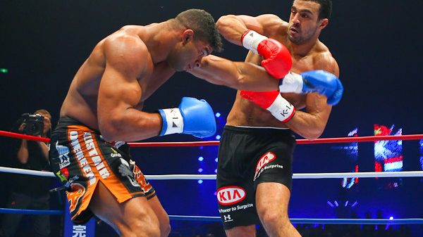 Oι επικές μάχες του Badr Hari με τον Alistair Overeem (BINTEO)