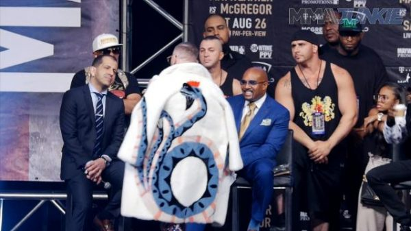 Aπίστευτο: Ο Bodyguard που την «έπεσε» στον McGregor «κοιμάται» σε σπάρινγκ με μια μπουνιά (BINTEO)