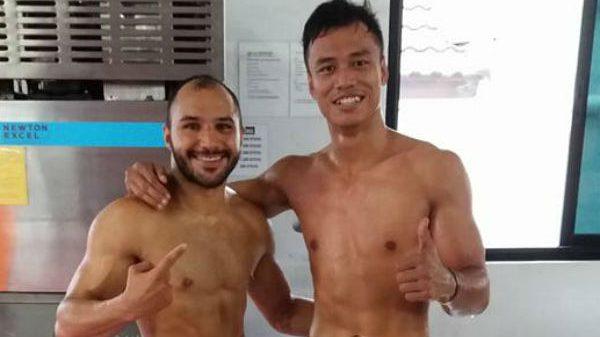 """""""Τρελές"""" προπονήσεις ο Εξακουστίδης στην Ταϊλάνδη"""