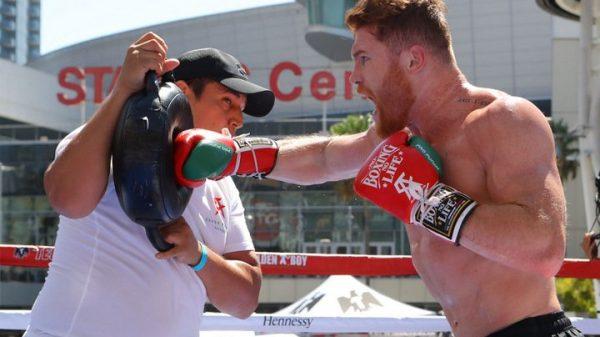 Sparring partner του Canelo ορκίζεται πως θα κερδίσει τον Golovkin